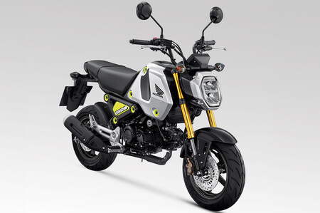 Honda MSX125 Grom: la naked en formato mini se actualiza con un cambio de cinco marchas para los mismos 10 CV