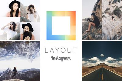 Layout from Instagram, la nueva app para hacer collages de fotografías
