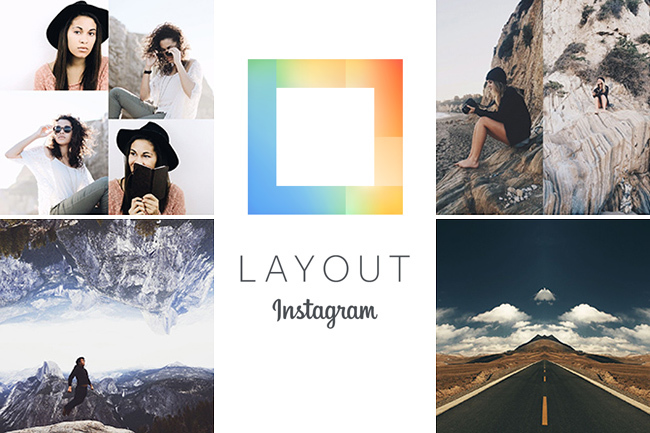 Layout from Instagram, la nueva app para hacer collages de fotografías