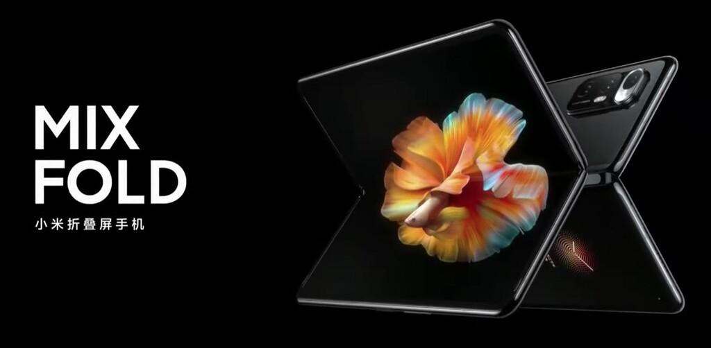 Xiaomi Mi Mix Fold, las pantallas flexibles llegan a lo más alto del catálogo de Xiaomi