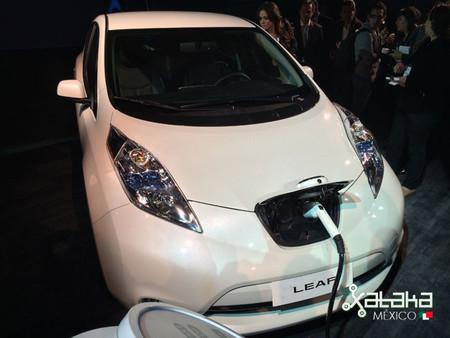 Nissan LEAF llega a México