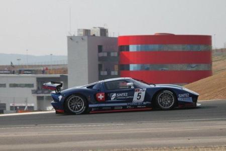 El Circuito de Navarra podría repetir en 2011 con la Superleague Formula y el FIA GT1