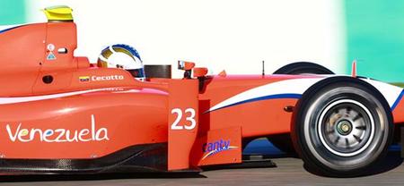 Johnny Cecotto Jr competirá con Arden Motorsport en la GP2 en 2013