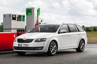 Škoda Octavia G-TEC, versión de gas natural para Ginebra