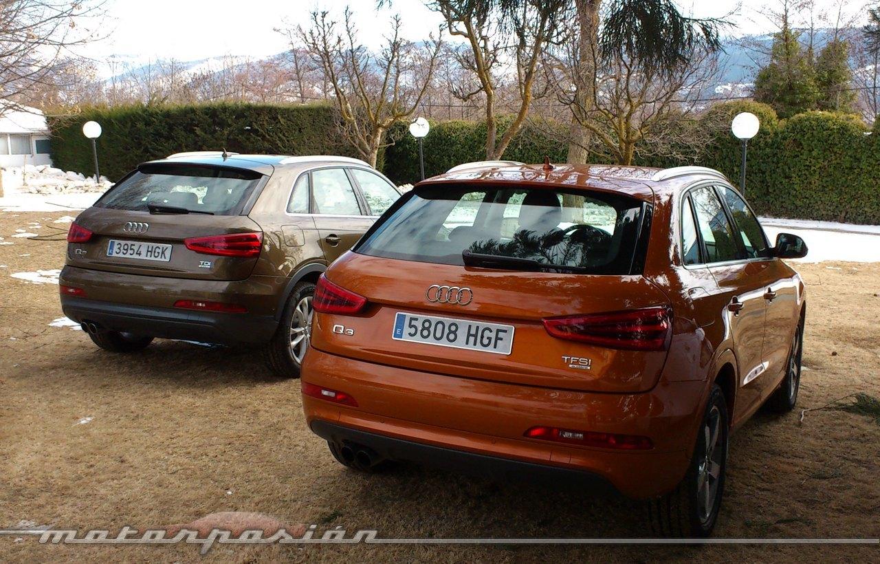 Foto de Audi Q3 (miniprueba) (13/26)