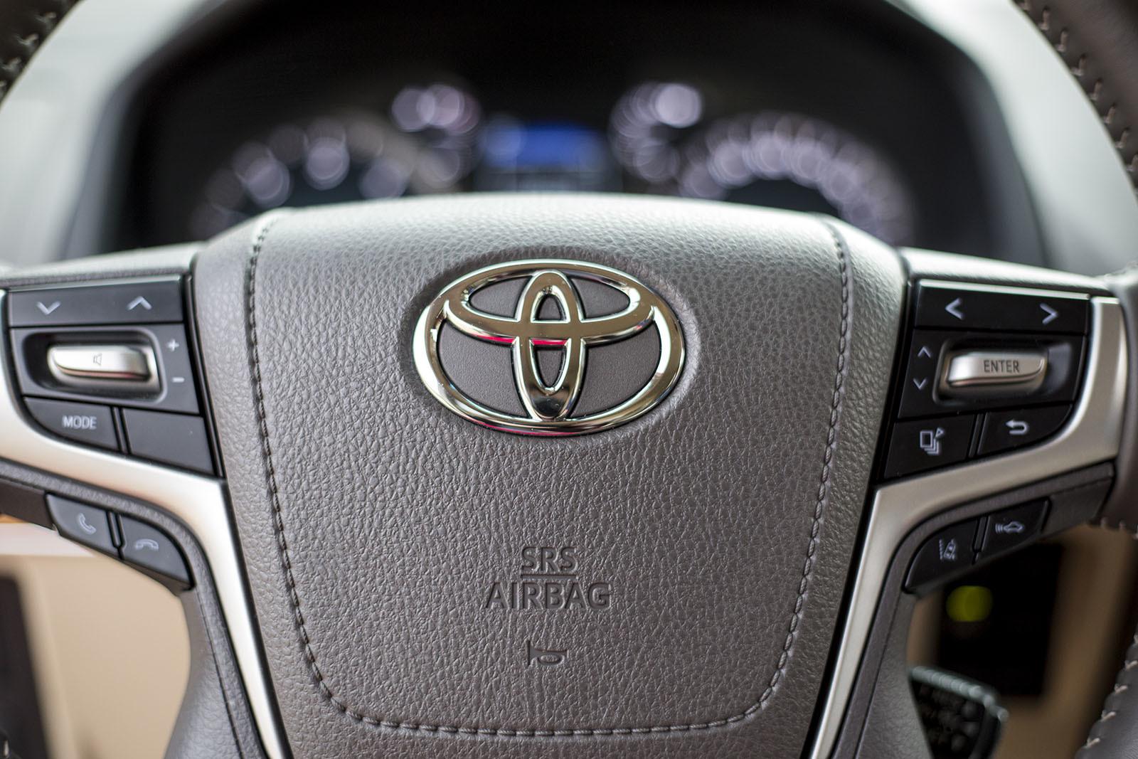 Foto de Toyota Land Cruiser - Fotos interiores y detalles (12/42)