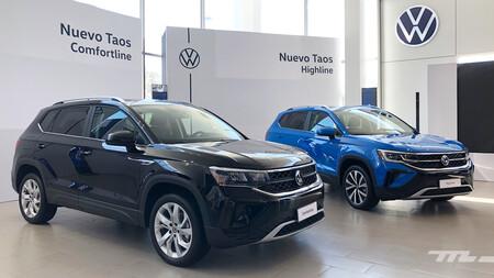 Volkswagen Taos, del básico al más equipado: te contamos qué cambia más allá del equipamiento