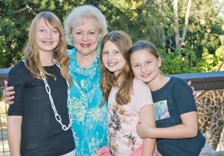 jackie emerson betty white