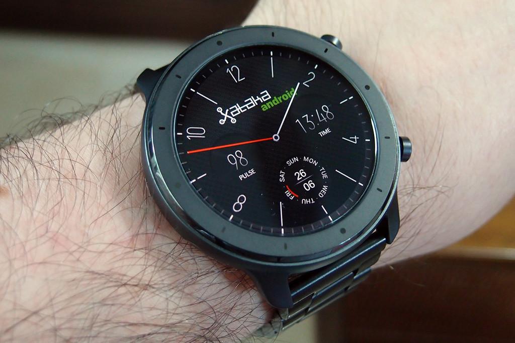Cómo crear tus propias esferas u watchfaces para un reloj Amazfit