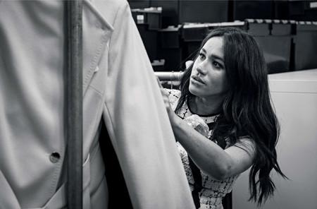 Meghan Markle colabora con Marks & Spencer diseñando una colección de moda para ir a trabajar y con un bonito fin benéfico (muy ella)