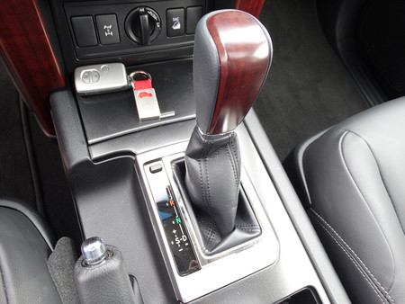 Prueba Toyota Land Cruiser Detalles 10