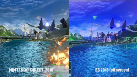 ¿Qué tanto ha cambiado Star Fox Zero? Míralo en esta comparativa en video