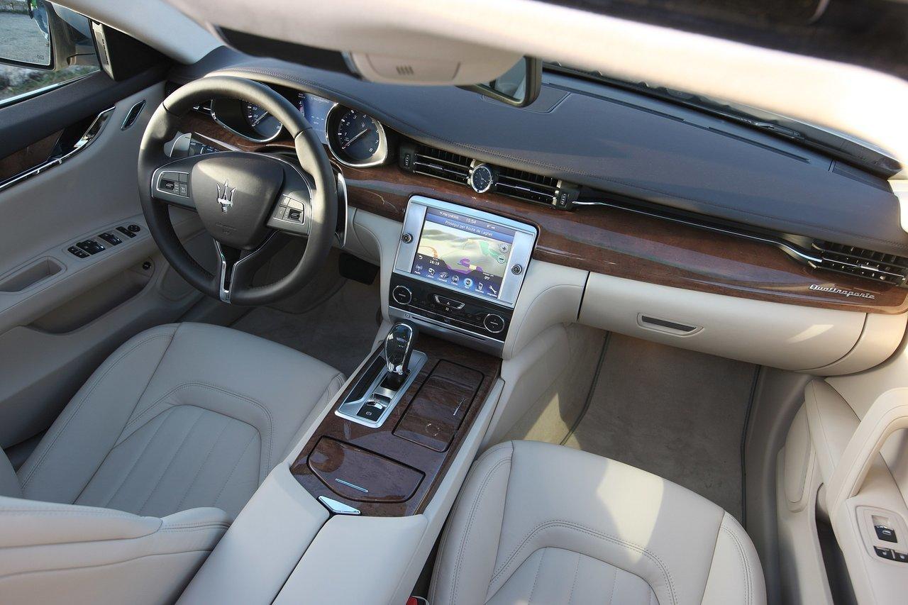 Foto de Maserati Quattroporte (2013) (39/47)