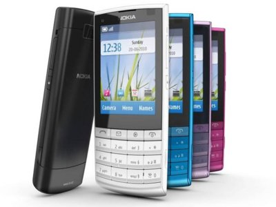 Nokia X3-02, añadiendo pantalla táctil a un teléfono convencional