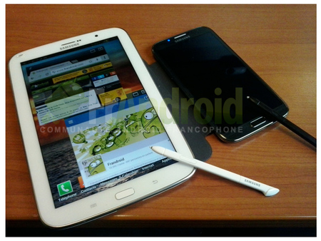Samsung Galaxy Note 8.0, una nueva imagen que revela algunos detalles más