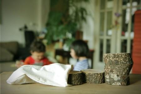 Bueno, bonito y barato: objetos de madera para que los niños jueguen y se desarrollen