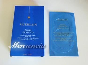 Super Aqua-Eye de Guerlain: los nuevos parches para el contorno de ojos