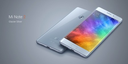 Xiaomi Mi Note 2 Oficial