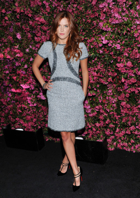 Riley Keough Tribeca Chanel