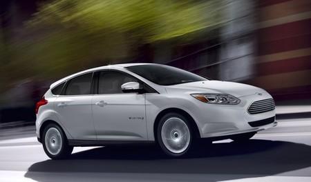 Ford Focus eléctrico 6