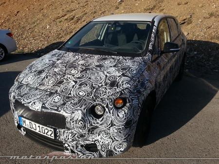 Anticipación: BMW Serie 1 GT, monovolumen de cinco a siete plazas
