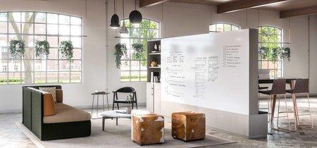 Un espacio de trabajo que satisface necesidades individuales y de grupo