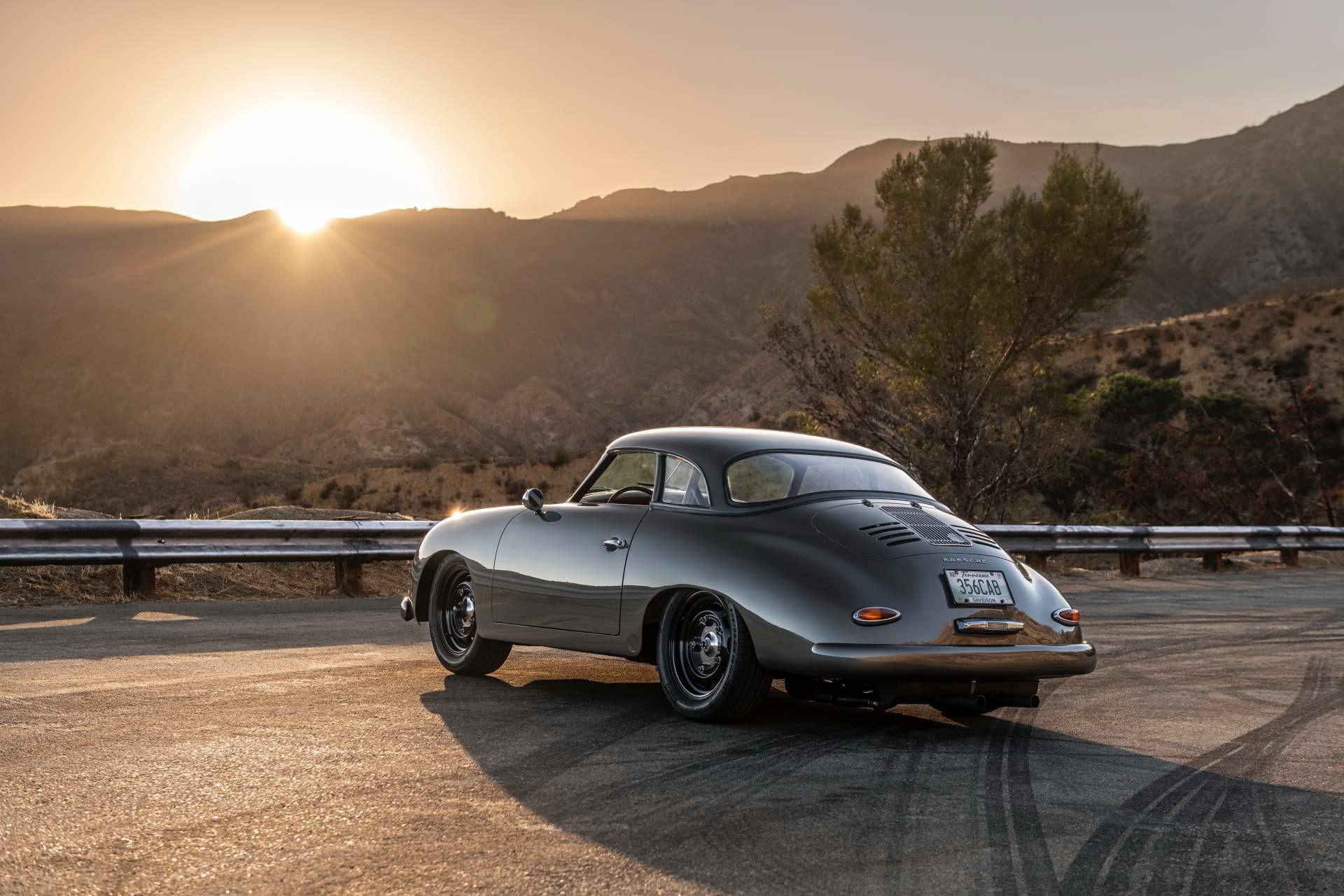 Foto de Emory Motorsports Porsche 356 restomod (19/46)