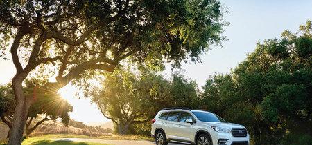 Y este es el Subaru Ascent, el SUV de ocho plazas que relega los monovolúmenes al pasado