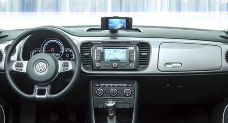 Volkswagen iBeetle, otro paso en la integración entre smartphone y vehículo