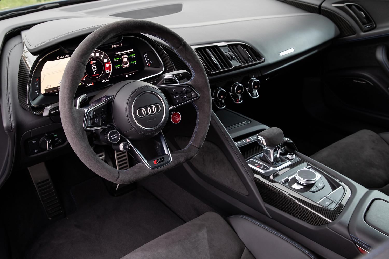 Foto de Audi R8 2019, toma de contacto (159/188)