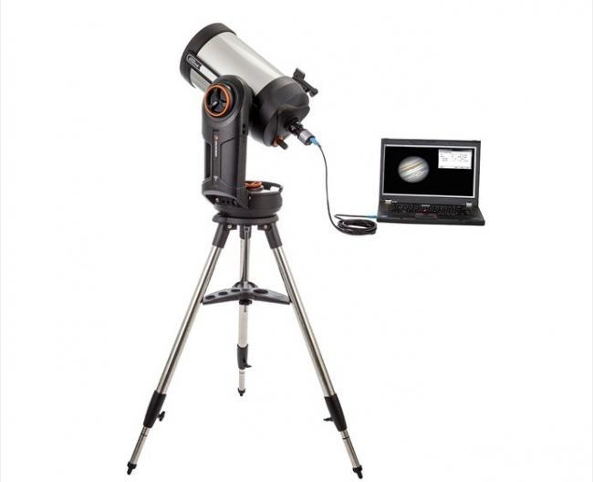 Celestron usa tu móvil como perfecto aliado para tu afición a la astronomía