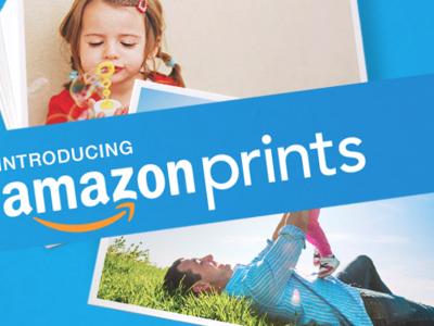 Amazon se atreve también con el servicio de impresión de fotos