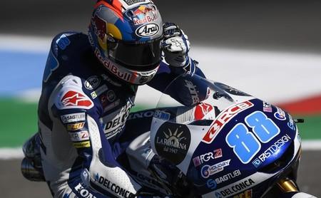 Jorge Martín recupera el liderato de Moto3 al imponerse en el 1 contra 5 de Assen