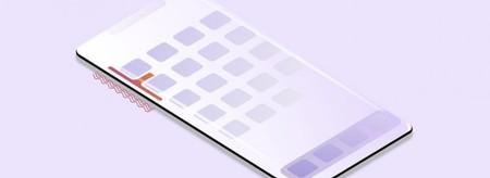 Hacia un futuro sin botones físicos: Foxconn trabaja en un sistema de botonera virtual para móviles