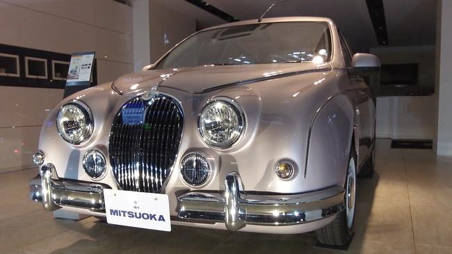 ¿Un Nissan March con cara de Jaguar Mk. II? Sí, así es el Mitsuoka Viewt