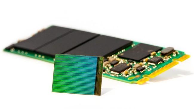 SSDs con el doble de capacidad muy pronto: este chip 3D NAND de 512 Gbits tiene la culpa