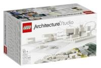 Architecture Studio, el kit de Lego para arquitectos en potencia