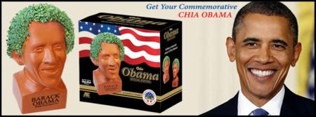 Chia Pet de Obama