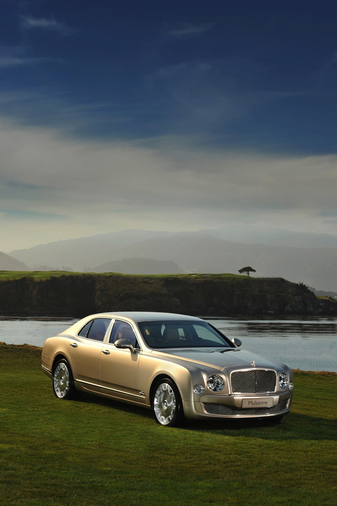 Foto de Bentley Mulsanne (2/29)