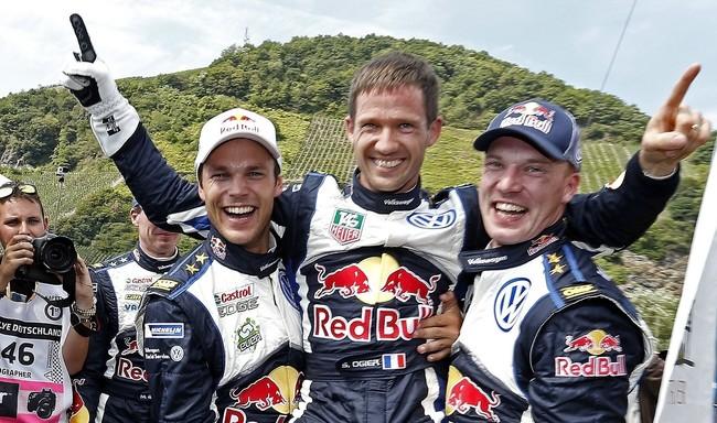 Los expilotos de Volkswagen ya tienen asiento en el WRC y ahora serán rivales