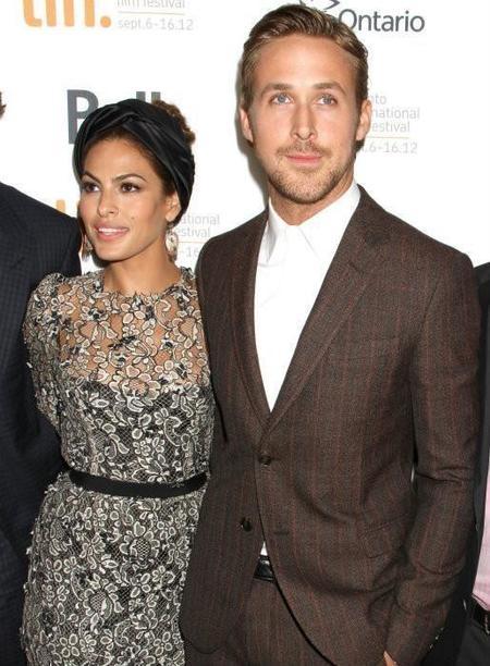 A mí como Ryan Gosling y Eva Mendes lo dejen, me da un algo