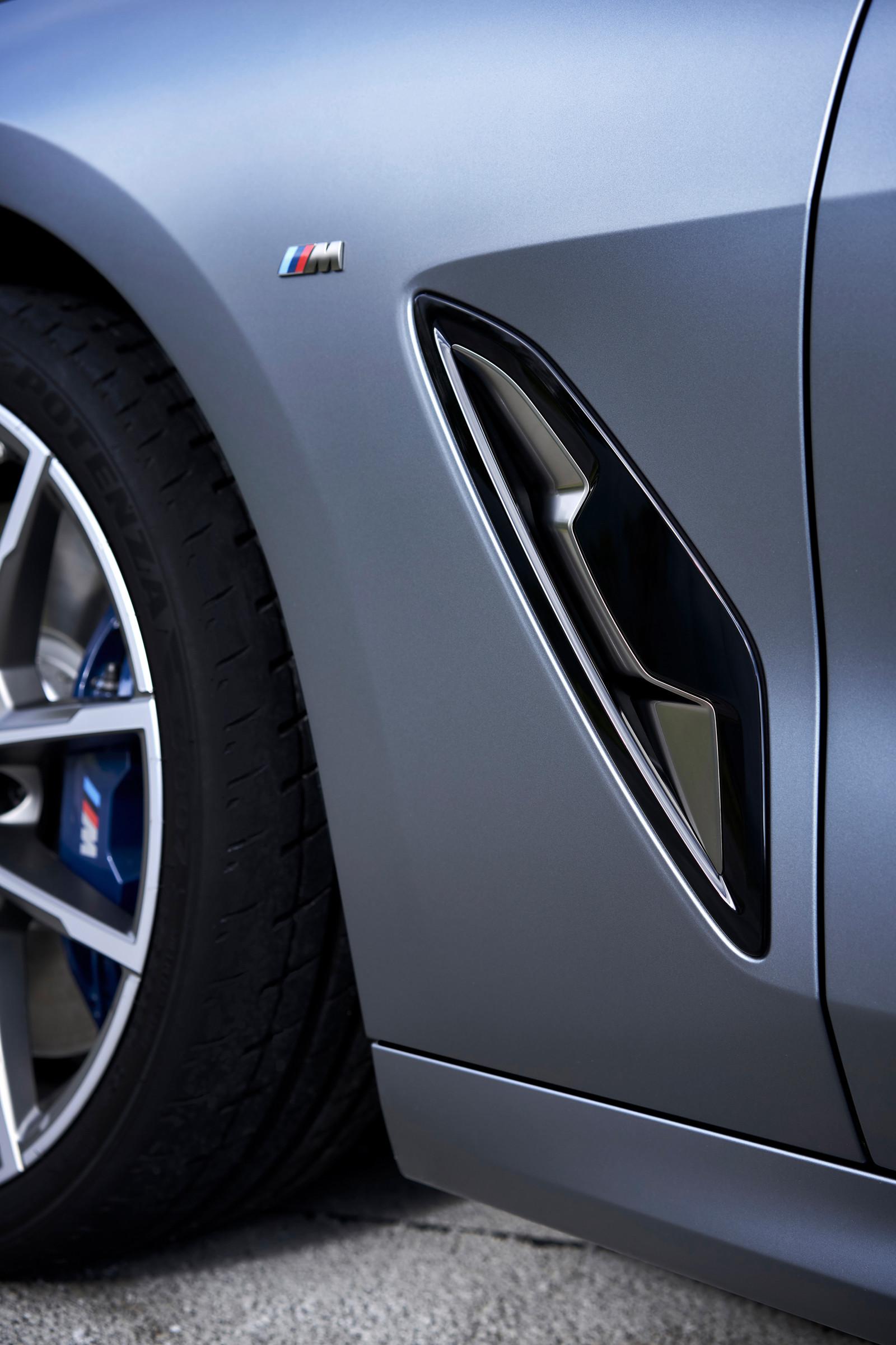 Foto de BMW Serie 8 Gran Coupé (presentación) (83/159)