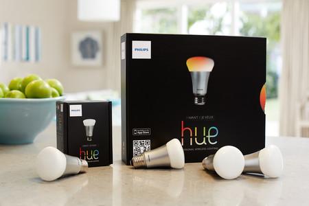 Philips renueva la app para el control de la iluminación Philips Hue para hacerla más accesible y funcional