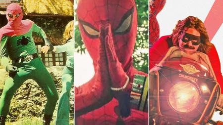 El loco Spider-verso internacional: los trepamuros más asombrosos, de Turquía a Japon