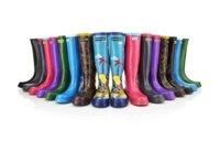 Llegan las lluvias, llegan las botas de agua