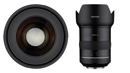 Samyang XP 35mm F1.2: el nuevo objetivo coreano de alta resolución y acutancia