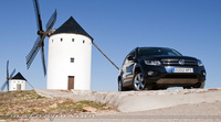 Volkswagen Tiguan Country 2.0 TDI, prueba (exterior e interior)
