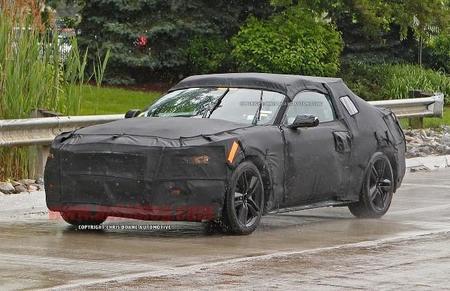 Nuevo Mustang 2015
