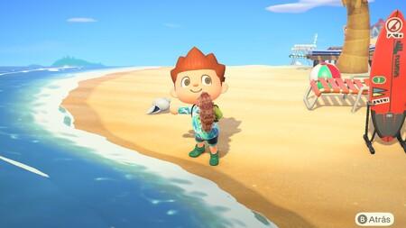 Animal Crossing: New Horizons: lista con todas las criaturas de la pesca submarina de noviembre