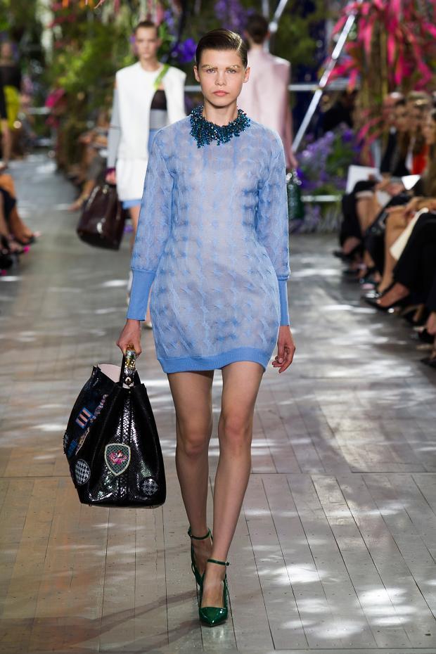 Foto de El estilo saco en las colecciones Primavera-Verano 2014 (4/14)